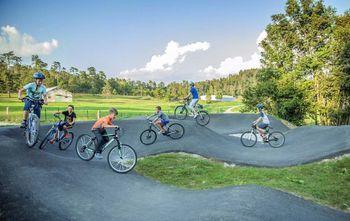 Pod Hruševco bo zrasel kolesarski park