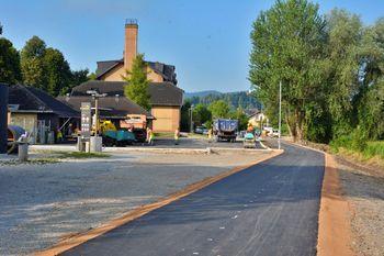 Občina povezuje zadnje odseke sprehajalne poti