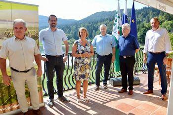 Iskanje skupnih poti za trajnostni razvoj Krajinskega parka Ljubljansko barje