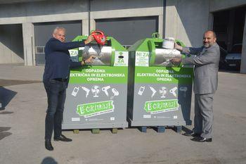 Doslej zbrali že 38 ton odpadkov