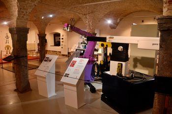 Tehniški muzej Slovenije v Bistri: Odprli začasno razstavo o robotih