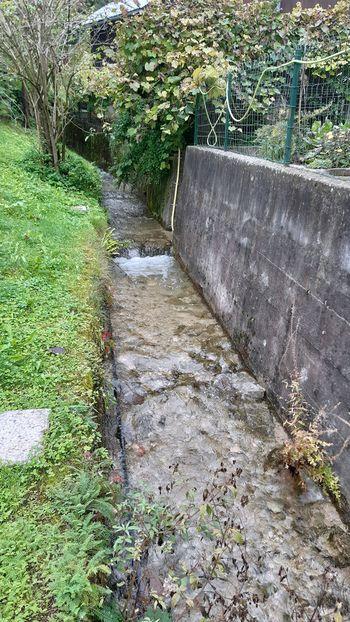 Zmanjšanje poplavne ogroženosti, ki jo predstavlja potok Malenca
