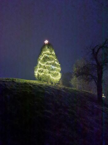 Božič na vasi
