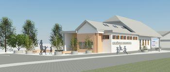 Svetniki zavrnili županov predlog za knjižnico