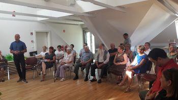 Uspešno izpeljan virtualni zbor članov Društva Dvig