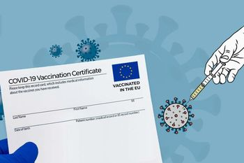 Kako do certifikata o cepljenju?