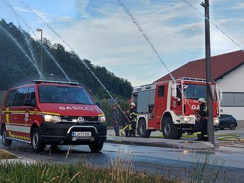 Gasilci PGD Vrzdenec so od julija bogatejši za gasilsko vozilo GVM-1