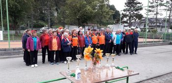 Balinarski turnir DU Dragomer Lukovica