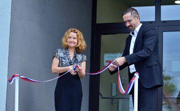 Svečano odprli prizidek Cankarjeve osnovne šole