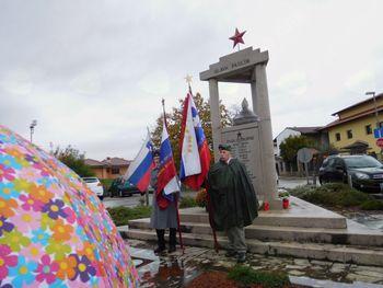 Komemoracija ob dnevu mrtvih v Mirnu in Orehovljah