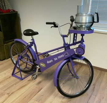Hitri servis koles za osnovnošolce