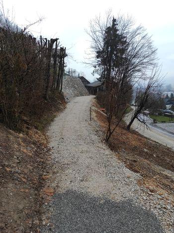 Del načrta varne šolske poti že uresničen