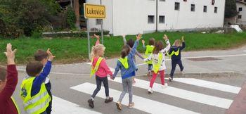 Otroci s hojo reševali planet