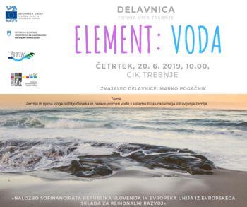 Element VODA