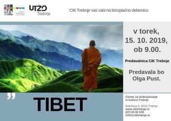Delavnica UTŽO: Tibet