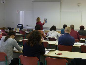 Udeleženci se vračajo po nova znanja tujih jezikov in računalništva