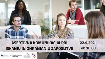 Asertivna komunikacija pri iskanju in ohranjanju zaposlitve