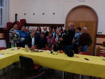 Občinsko srečanje aktivistov RK občine Sevnica