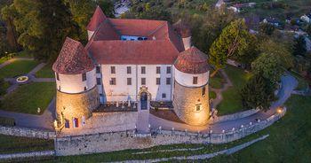Vabljeni v Sevnico, zakladnico doživetij k ogledu gradu Sevnica in vsebin na grajskem pobočju