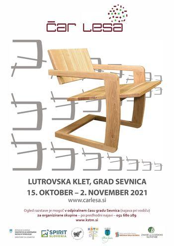 Čar lesa v Sloveniji
