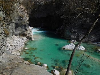 Otvoritev Soške poti od Kobarida do Trnovega ob Soči.
