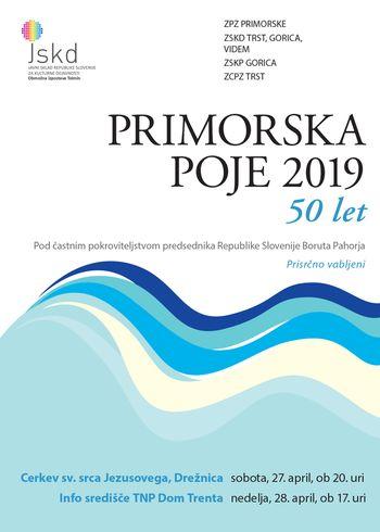 50. REVIJA PRIMORSKA POJE - DREŽNICA