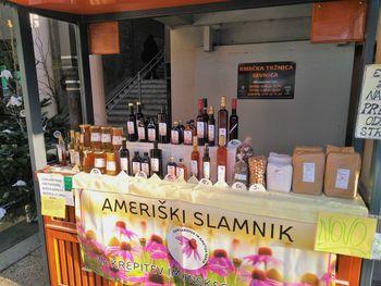 Kmečka tržnica Sevnica - DEGUSTACIJA