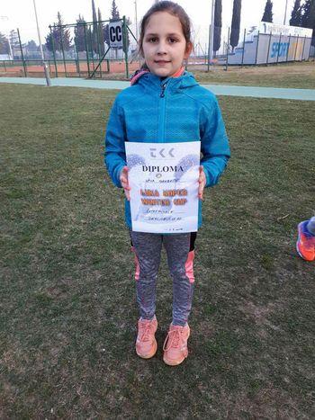 Še en uspeh mlade teniške igralke iz Sevnice