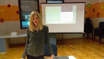 Danaja Lorenčič v MC Sevnica odkrito o anoreksiji