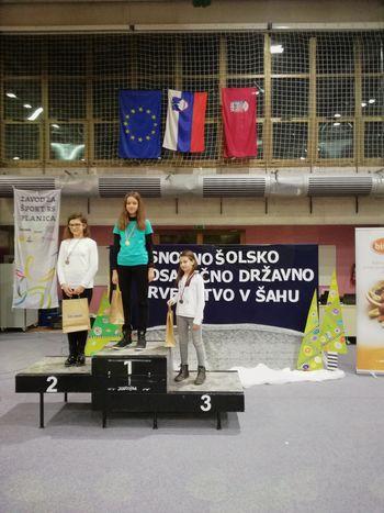 Posamično šolsko državno prvenstvo v  šahu
