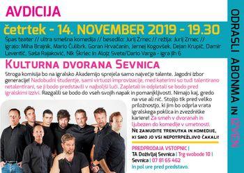 AVDICIJA - gledališka predstava