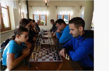 60 let Šahovskega kluba Milan Majcen Sevnica