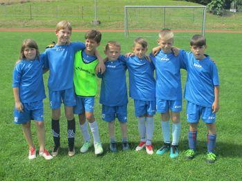Nogometni klub Športikum Sevnica vabi na nogometno vadbo