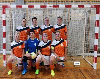 Remi Sevničank v 2. krogu Ženske futsal lige