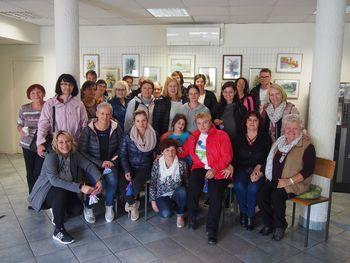 Hiša dobre velje Deskle odprtih rok sprejela ekipo Centra za socialno delo Posavje, enota Krško