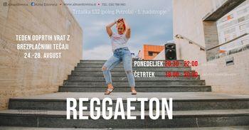 Reggaeton - redni tečaj