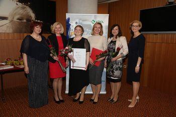 20. obletnica Kluba poslovne odličnosti z novo predsednico Majo Fink iz Krke, d. d., Novo mesto