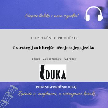5 strategij za hitrejše učenje tujega jezika