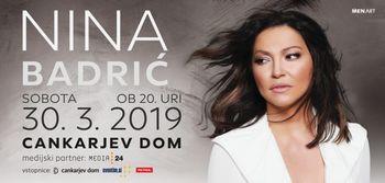 Koncert največje hrvaške dive Nine Badrić