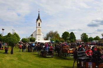 22. tradicionalni blagoslov konjev v Župečji vasi