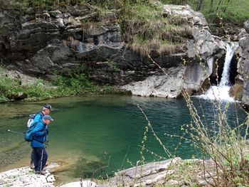 Naravovarstveni izlet v dolino reke Idrije