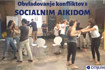 Obvladovanje konfliktov s socialnim aikidom