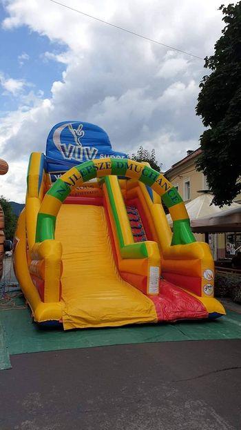 Povabilo na Frankolovo: Napihljiva zabava za otroke