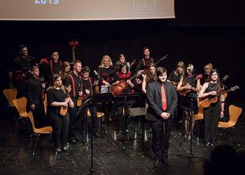 Promenadni koncert Tamburaškega orkestra Šmartno
