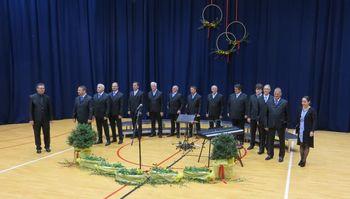 Zaključni koncert Vokalne skupine Chorus '97