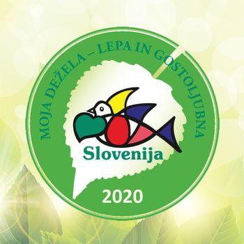 Moja dežela, lepa in gostoljubna 2020