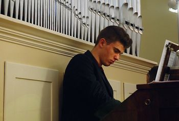 Blagoslov prenovljenih orgel v Lokavcu