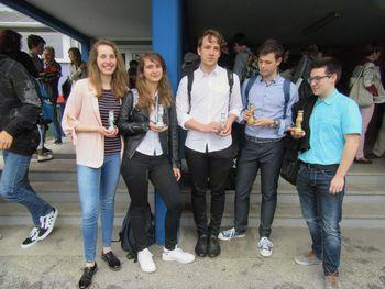 Že osmič zlati na tekmovanju mladih raziskovalcev