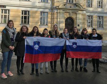 Izmenjava TEAM drugi del – Češka
