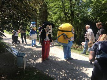 Mozirski gaj to sezono gostil že skoraj 9.000 obiskovalcev